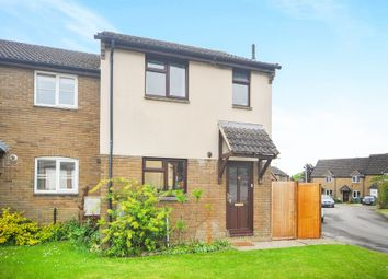 Thumbnail 2 bedroom end terrace house for sale in Buckingham Road, Pewsham, Chippenham