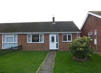 Thumbnail 2 bedroom bungalow to rent in Cullum Close, Swanton Morley, Dereham