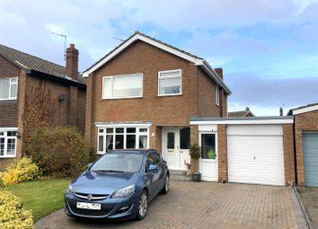 Thumbnail 3 bed detached house for sale in Ripon Way, Carlton Miniott, Thirsk