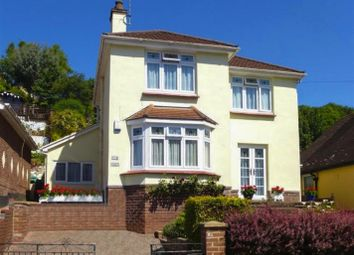 Thumbnail 4 bed detached house for sale in Shorton Valley Road, Preston, Paignton