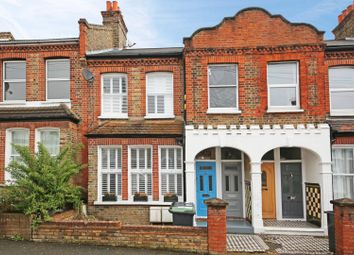 Thumbnail 1 bed maisonette for sale in Hazeldon Road, London