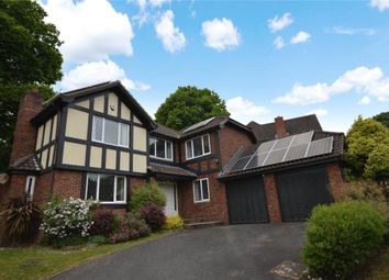 Thumbnail 4 bed detached house for sale in Cliffden Close, Teignmouth, Devon