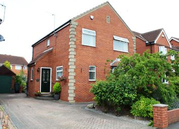 Thumbnail 4 bed detached house for sale in Ivy Park Road, Goole