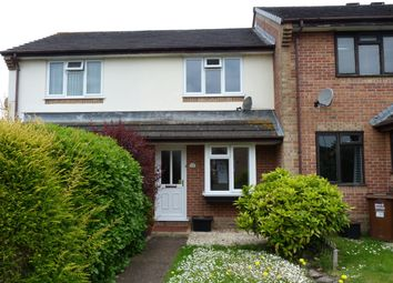 Thumbnail 1 bed terraced house to rent in Camfield Drive, Tiverton