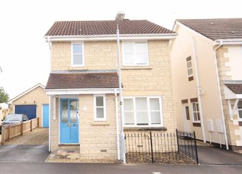 Thumbnail 3 bed link-detached house to rent in Meadowsweet Drive, Calne