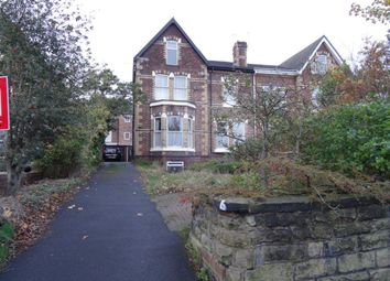 Thumbnail 1 bedroom flat to rent in Woodland Road, Rock Ferry, Birkenhead