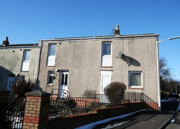 Thumbnail 3 bed end terrace house for sale in Groban, Leven