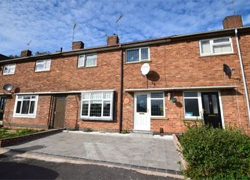 Thumbnail 3 bed terraced house for sale in Quarry Close, Newbold On Avon, Rugby, Warwickshire