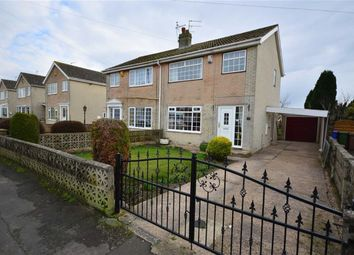 Thumbnail 3 bed semi-detached house for sale in Manor Road, Old Goole, Goole