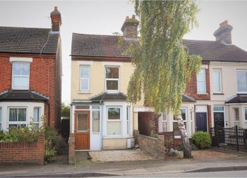 Thumbnail 3 bed cottage for sale in Bedford Road, Willington