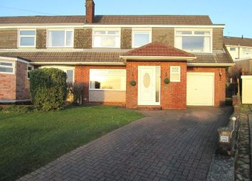 Thumbnail 5 bed semi-detached house for sale in Curry Close, Dunvant, Swansea, City And County Of Swansea.