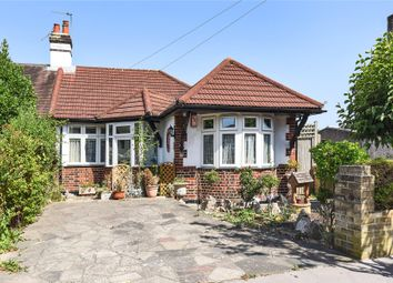Thumbnail 2 bed bungalow for sale in Bywood Avenue, Croydon
