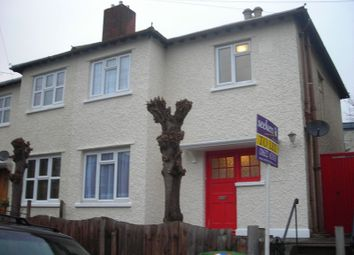 Thumbnail 3 bed semi-detached house to rent in Reginald Road, Maidstone, Kent