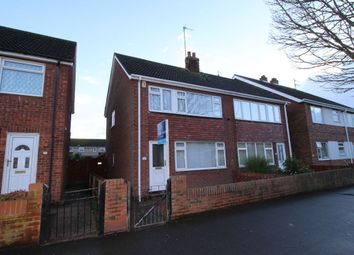 Thumbnail 3 bed semi-detached house for sale in St. Johns Street, Bridlington