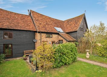 Thumbnail 3 bed barn conversion for sale in New Road, Wilstone, Tring