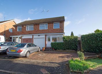 Thumbnail 3 bed semi-detached house for sale in Little Acre, Crabbs Cross, Redditch