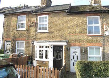 Thumbnail 2 bed terraced house for sale in School Lane, Merry Hill, Bushey