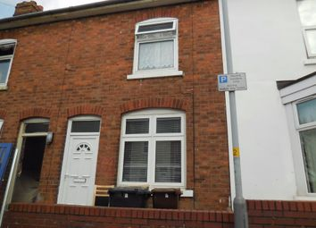 Thumbnail 2 bed terraced house for sale in Prole Street, Park Village, Wolverhampton