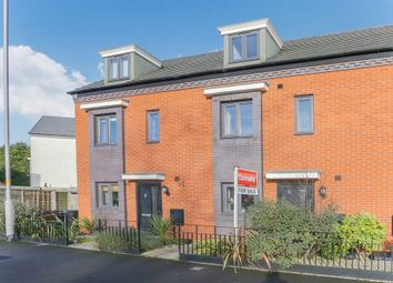 Thumbnail 3 bedroom town house for sale in Mercury Drive, Off Akron Gate, Oxley, Wolverhampton