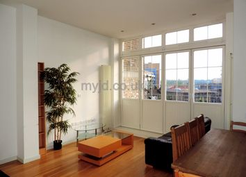 Thumbnail 2 bed flat to rent in Mumford Mills, Greenwich High Road, Greenwich