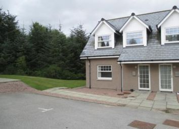 Thumbnail 2 bed semi-detached house to rent in Queens Court, Inchmarlo Golf Course