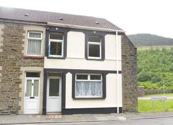 Thumbnail 3 bed end terrace house for sale in Fforchaman Road, Cwmaman, Aberdare