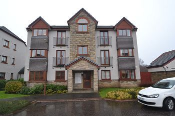 Thumbnail 2 bed flat to rent in Kings Meadow, Cameron Toll, Edinburgh Available 12th December