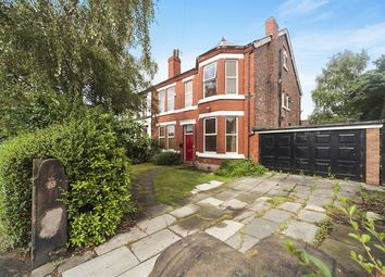 Thumbnail 6 bed semi-detached house for sale in Church Road, Roby, Liverpool