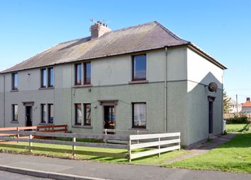 Thumbnail 2 bed flat for sale in Hurkur Crescent, Eyemouth