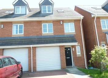 Thumbnail Semi-detached house for sale in Ovingham Way, Seaton Delaval, Whitley Bay
