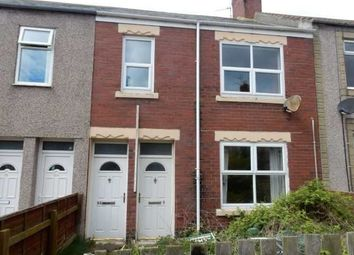 Thumbnail 2 bed flat for sale in George Street, Ashington