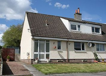 Thumbnail 2 bed semi-detached house for sale in 32 Glebe Crescent, Newton Stewart