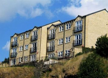 Thumbnail 2 bed flat to rent in Delph Brow, Skircoat Moor Road, Halifax
