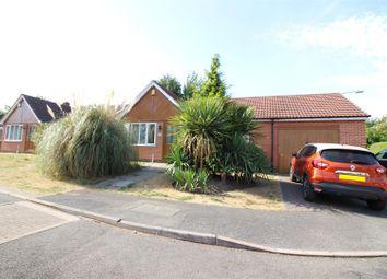 Thumbnail 2 bed detached bungalow for sale in Larch Drive, Sandiacre, Nottingham