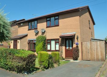 Thumbnail 2 bed semi-detached house for sale in Machynlleth Way, Connah's Quay, Deeside