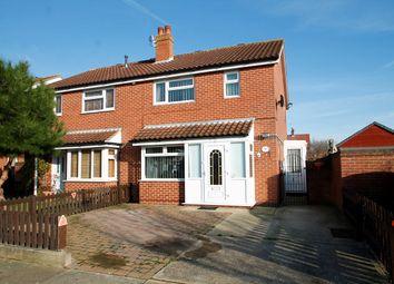 Thumbnail 2 bed semi-detached house for sale in Renfrew Road, Ipswich