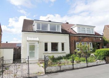 Thumbnail 2 bedroom semi-detached house for sale in Foliage Crescent, Brinnington, Stockport