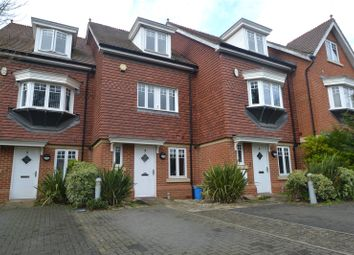 Thumbnail 3 bedroom terraced house to rent in Priory Fields, Watford