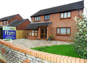 Thumbnail 4 bed detached house for sale in Redhill Park, Haverfordwest, Pembrokeshire