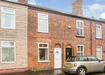 Thumbnail 2 bed terraced house for sale in Church Street, Moulton, Northwich, Cheshire