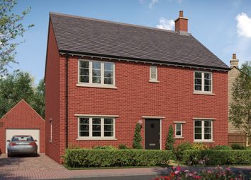 Thumbnail 4 bed detached house for sale in The Carrisbrooke, Hanwell View, Southam Road, Banbury
