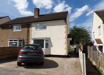 Thumbnail 3 bed semi-detached house for sale in Thistledown Road, Clifton, Nottingham
