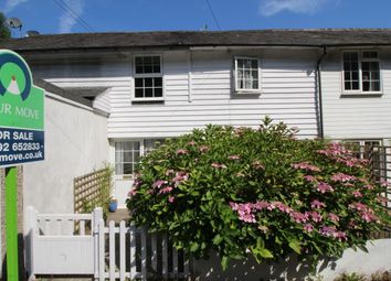 Thumbnail 3 bedroom terraced house for sale in Western Road, Crowborough