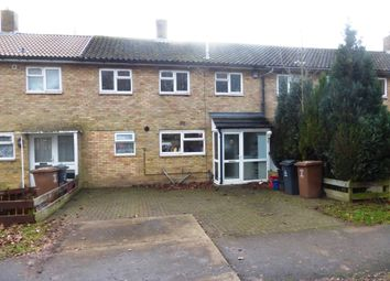 Thumbnail 3 bedroom terraced house for sale in Elder Way, Stevenage