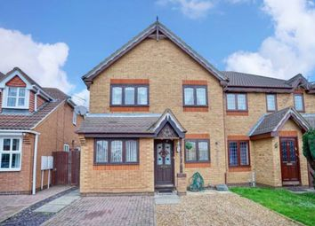 3 bed semi-detached house for sale in Lindeth Close, Stukeley Meadows, Huntingdon PE29