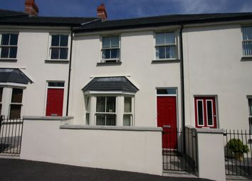 Thumbnail 3 bed town house to rent in Chapmans Way, St Austell, Cornwall