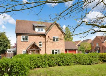 Thumbnail 5 bed detached house for sale in Lukins Drive, Dunmow