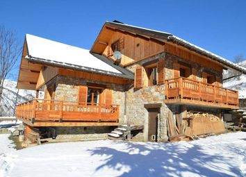Thumbnail 4 bed chalet for sale in Saint Martin De Belleville, Savoie, France