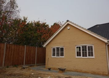 Thumbnail 2 bed terraced bungalow for sale in Heritage Green, Kessingland, Lowestoft
