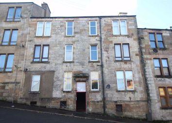 Thumbnail 1 bedroom flat for sale in Murdieston Street, Greenock
